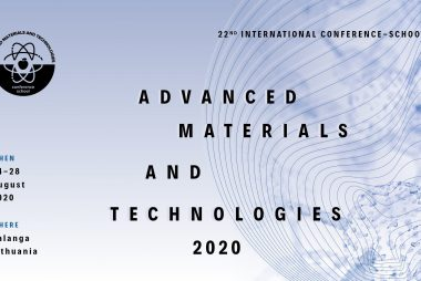 AMT 2020 organised by KTU in Lithuania